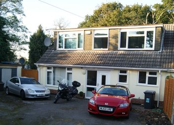 Thumbnail 3 bed bungalow to rent in Oakwood Road, Bournemouth