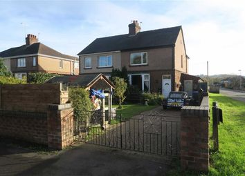 Thumbnail 2 bed semi-detached house for sale in Oakamoor Road, Cheadle, Stoke-On-Trent