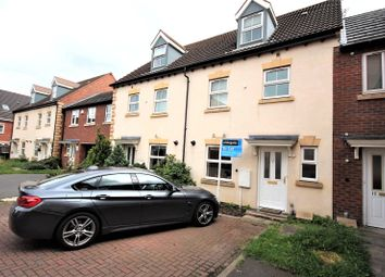 Thumbnail 4 bedroom terraced house for sale in Wilkinson Close, Chilwell, Nottingham