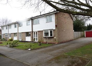 Thumbnail 3 bed terraced house to rent in Emscote Green, Solihull