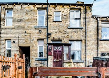 Thumbnail 2 bedroom terraced house for sale in Beaumont Street, Moldgreen, Huddersfield, West Yorkshire