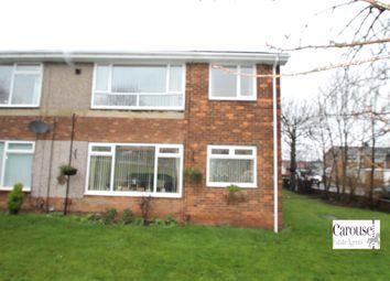 Thumbnail 1 bed flat to rent in Briardene Drive, Wardley, Gateshead, Tyne & Wear