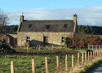 Thumbnail 3 bed detached house to rent in Easter Lochs Farmhouse, Garmouth