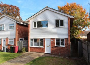 Thumbnail 4 bed detached house to rent in Bulmershe Road, Earley, Reading