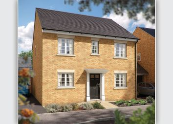 "Thumbnail 4 bed detached house for sale in ""The Buxton"" at Stratton Road, Bude"
