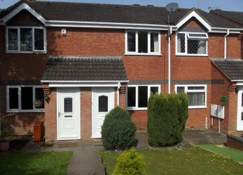 Thumbnail 2 bed terraced house to rent in Goldthorne Close, Headless Cross, Redditch