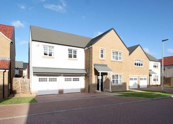 Thumbnail 6 bed detached house for sale in Rowling Crescent, Larbert, Falkirk