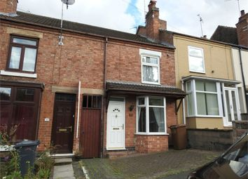 Thumbnail 2 bed terraced house to rent in Lower Outwoods Road, Burton-On-Trent, Staffordshire