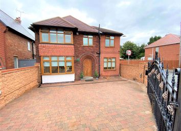 Thumbnail 3 bed detached house for sale in Heanor Road, Ilkeston, Derbyshire
