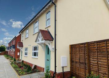 Thumbnail 3 bed semi-detached house for sale in Bulmer Road Industrial Estate, Bulmer Road, Sudbury