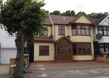 Thumbnail 7 bed semi-detached house for sale in Royston Gardens, Ilford
