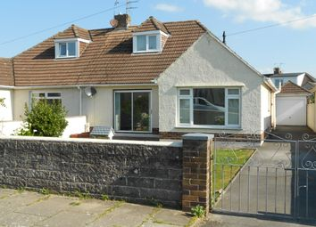 Thumbnail 3 bed bungalow to rent in St. Christopher's Road, Porthcawl