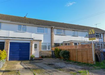 Thumbnail 3 bed terraced house for sale in Wear Close, Durrington, West Sussex