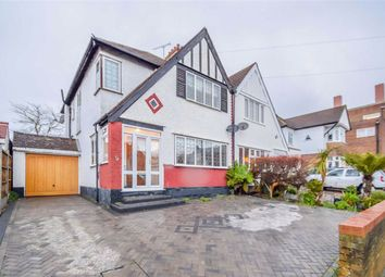 Thames Drive, Leigh-On-Sea, Essex SS9. 4 bed semi-detached house for sale
