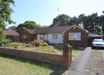 Thumbnail 2 bedroom semi-detached bungalow for sale in Nightingale Road, Woodley, Reading