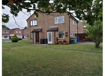 Thumbnail 1 bedroom terraced house for sale in Chedworth Drive, Alvaston
