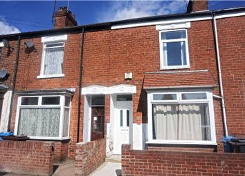 Thumbnail 2 bed terraced house for sale in Exchange Street, Hull