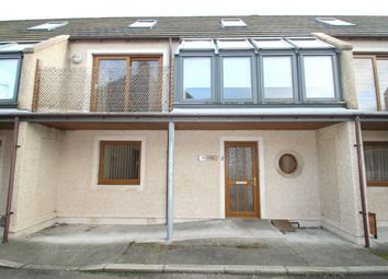 Thumbnail 2 bed terraced house for sale in 2 Cormacks Court, King Street, Lossiemouth