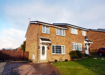Thumbnail 3 bed semi-detached house for sale in Appleby Close, Newlandsmuir, East Kilbride