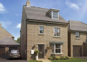 """Thumbnail 4 bedroom detached house for sale in """"Bayswater"""" at Waddington Road, Clitheroe"""