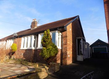 Thumbnail 2 bedroom semi-detached bungalow for sale in Layton Road, Blackpool