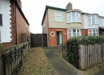 Thumbnail 3 bedroom semi-detached house for sale in Silverwood Road, Millfield, Peterborough