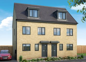 "Thumbnail 3 bed property for sale in ""Bamburgh"" at School Street, Thurnscoe, Rotherham"