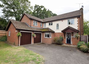Thumbnail 5 bed detached house for sale in Chamomile Gardens, Farnborough