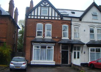 Thumbnail 2 bedroom flat to rent in Flat 2, Woodstock Road, Sparkhill