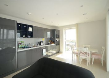 Thumbnail 2 bed flat for sale in Cassia Point, Glasshouse Gardens, London