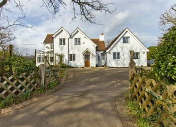 Thumbnail 5 bed detached house for sale in Marlpits Lane, Ninfield, East Sussex