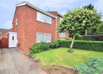 Thumbnail 3 bed semi-detached house for sale in Somerville Road, Worcester