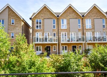 Thumbnail 4 bed end terrace house for sale in Croxley Road, Nash Mills Wharf, Hemel Hempstead, Hertfordshire