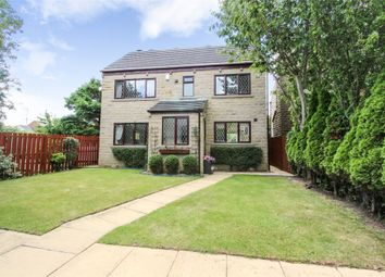 Thumbnail 5 bed detached house for sale in Scopsley Lane, Whitley, Dewsbury, West Yorkshire