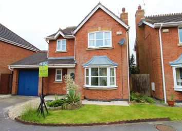 Thumbnail 3 bedroom detached house for sale in Foxglove Close, Hesketh Bank, Preston