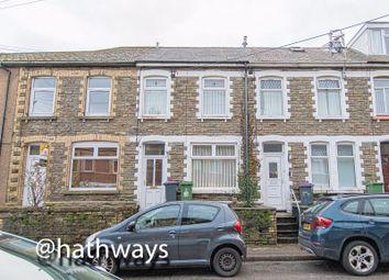 Thumbnail 2 bed terraced house for sale in Fowler Street, Wainfelin, Pontypool