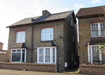 Thumbnail 1 bed flat for sale in Green Wrythe Lane, Carshalton