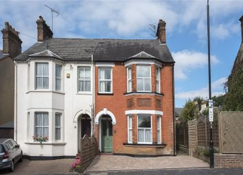 Thumbnail 3 bed semi-detached house for sale in Upper Lattimore Road, St. Albans, Hertfordshire
