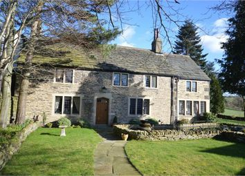 Thumbnail 4 bedroom detached house for sale in Maple Farm, Houses Hill, Huddersfield, West Yorkshire