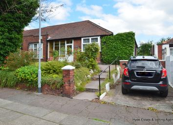 Thumbnail 2 bedroom bungalow for sale in Belhaven Road, Crumpsall, Manchester