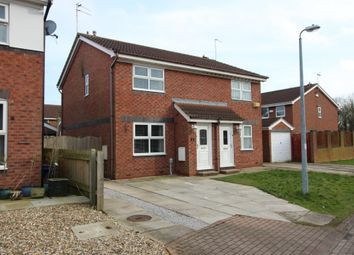 Thumbnail 3 bed semi-detached house to rent in Rosemary Way, Beverley Parklands, Beverley