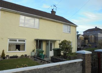 Thumbnail 2 bed flat for sale in Heol Illtyd, Llantrisant
