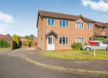 Thumbnail 3 bed semi-detached house for sale in Bees Corner, Wainfleet, Skegness, Lincolnshire