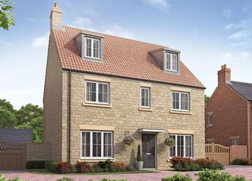 """Thumbnail 5 bed detached house for sale in """"The Wilton"""" at Burniston Road, Scarborough"""