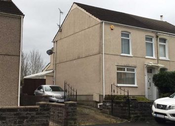 Thumbnail 3 bed semi-detached house for sale in High Street, Swansea