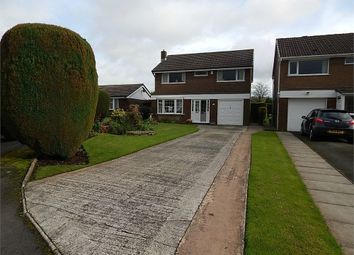 Thumbnail 4 bed detached house for sale in Ravens Grove, Reedley Hallows, Lancashire