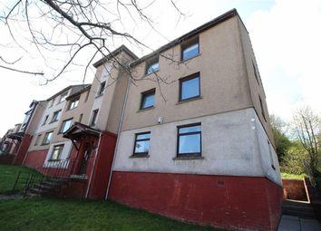 Thumbnail 2 bed flat for sale in Kilcreggan View, Greenock, Renfrewshire