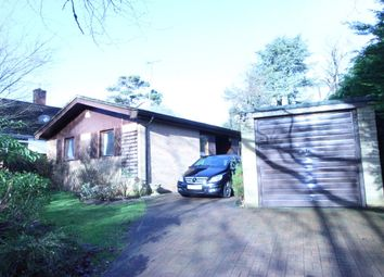 Thumbnail 3 bedroom bungalow to rent in Highclere Drive, Camberley