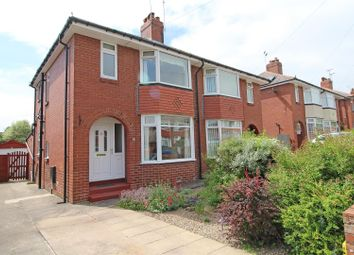 Thumbnail 3 bed semi-detached house to rent in Hill Top Avenue, Harrogate