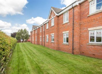 Thumbnail 2 bedroom flat for sale in Saddlers Close, Huntington, York